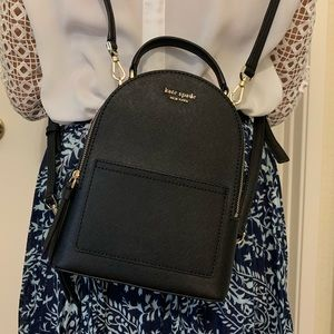 kate spade Bags - KATE SPADE MINI CONVERTIBLE BACKPACK CROSSBODY